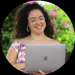 María Esther López creadora de Mi Tech Person